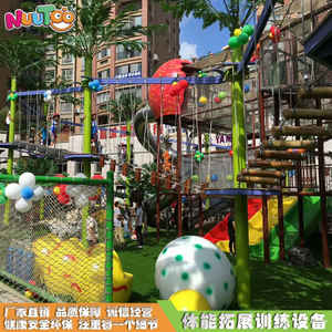 Le Tu non-standard amusement outdoor development physical training theme park